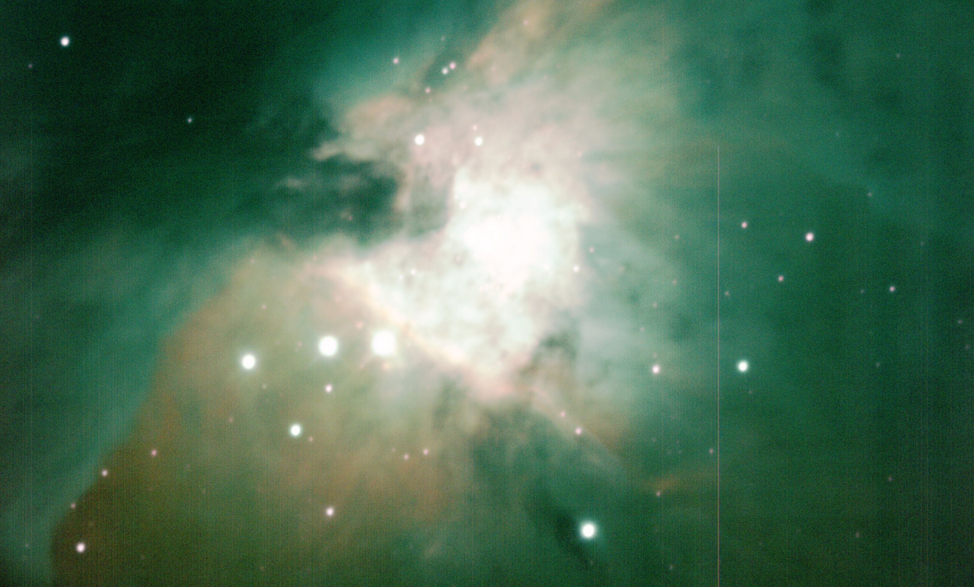 (M42) Great Orion Nebula